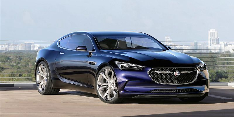 Buick Avista 2021 Prices Specs Concept Images Msrp