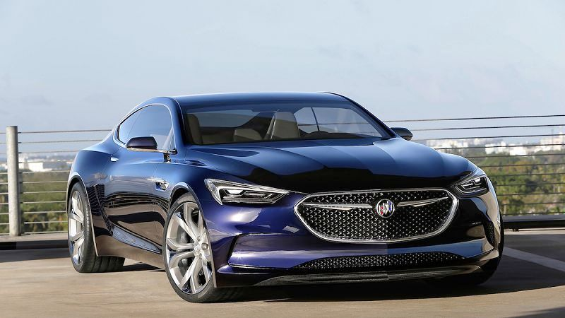 Buick Avista For Sale 2021 Prices Specs Concept Images Msrp