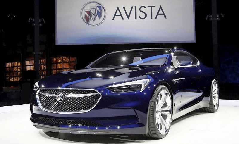 Buick Avista Release Date 2021 Prices Specs Concept Images Msrp