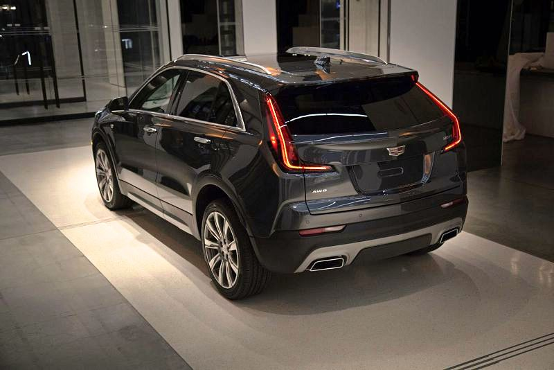 Cadillac Xt7 Interior 2021 Release Date Photos Specs News Review