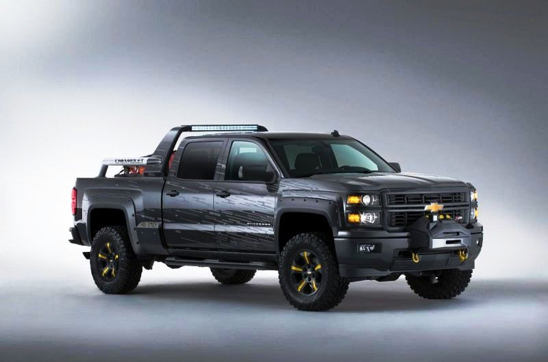 Chevy Reaper Specs Vs Raptor 2022 Horsepower Pics Cost Review