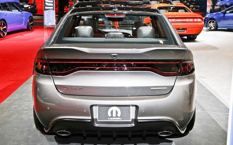 Dodge Dart 2019 Srt 2021 Redesign Pictures Engine Concept