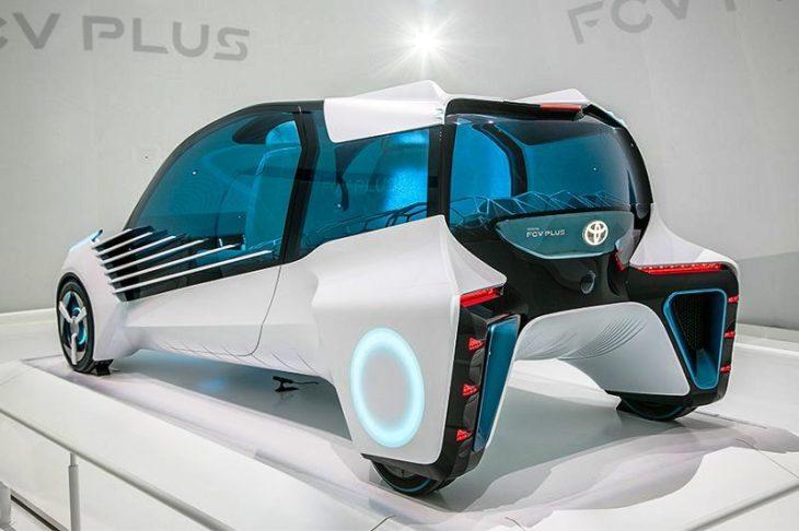 Fcv Plus Auto Show 2021 Cost Engine Specs