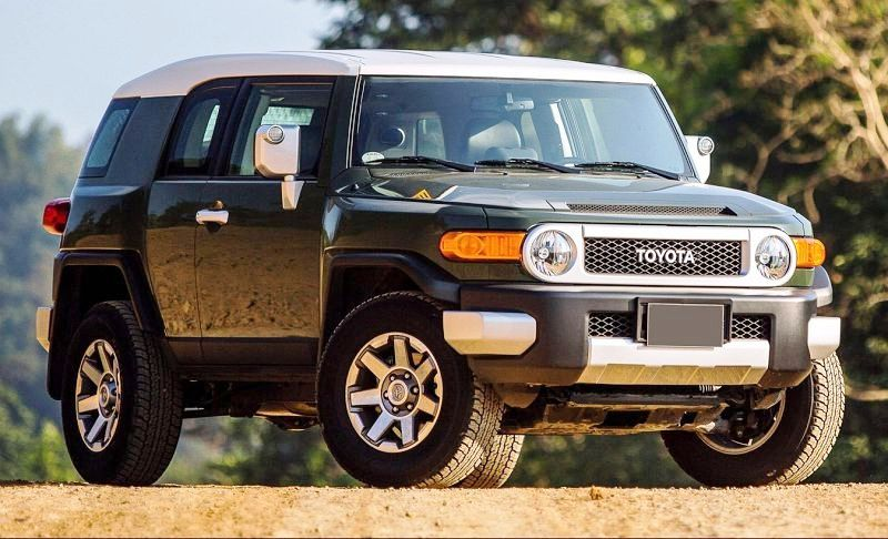 Fj Cruiser Concept 2021 Price Review Specs Interior Cost