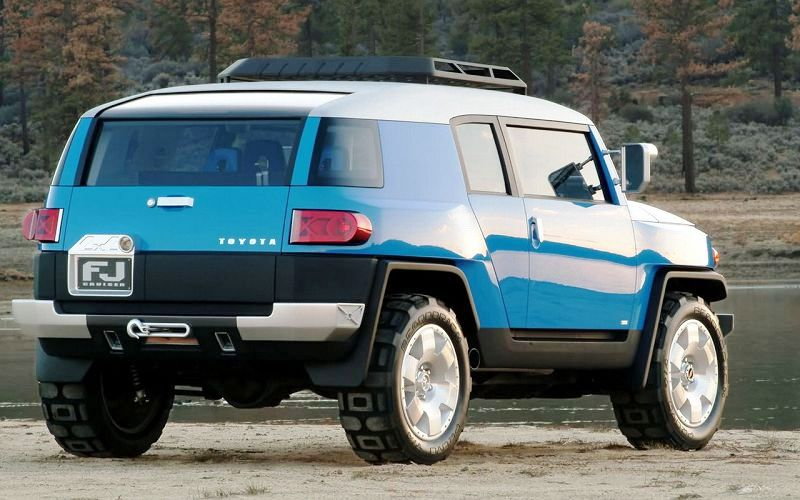 Fj Cruiser Release Date 2021 Price Review Specs Interior Cost