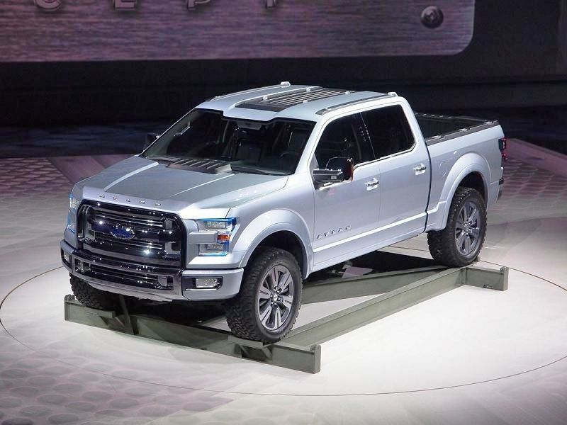 Ford Atlas Estimated Price 2021 Specs Photos Exterior Pickup