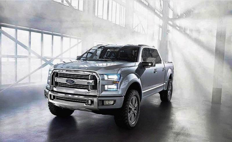 Ford Atlas For Sale 2021 Specs Photos Exterior Concept Pickup