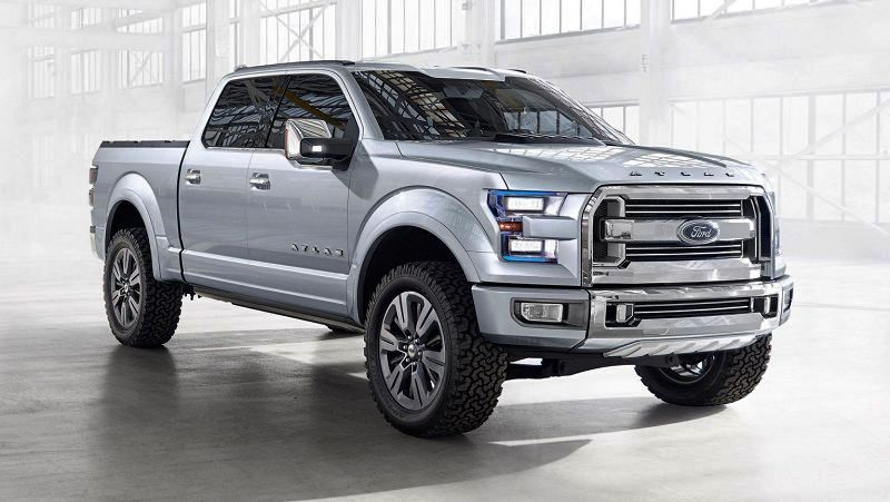 Ford Atlas Interior 2021 Specs Photos Exterior Concept Pickup
