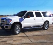 Ford Excursion Coming Back 2020 Price Cost Msrp Diesel Towing Capacity