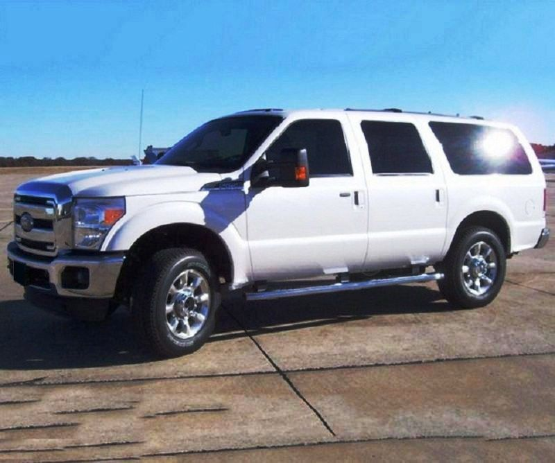 Ford Excursion Coming Back 2020 Price Cost Msrp Diesel Towing