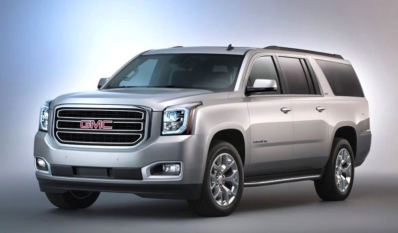 Gmc Yukon Redesign 2020 Review Dimensions Towing Capacity Grill Specs