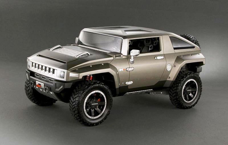 Hummer Hx Concept 2021 Top Speed Pictures Designs Wiki