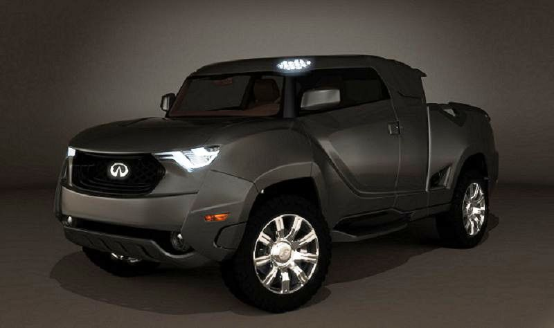 Infiniti Pickup Truck 2021 Seats Reviews News Release Date Price