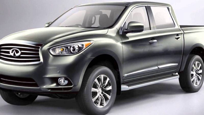 Infiniti Pickup Trucks For Sale 2021 Seats Reviews News Release Date Price
