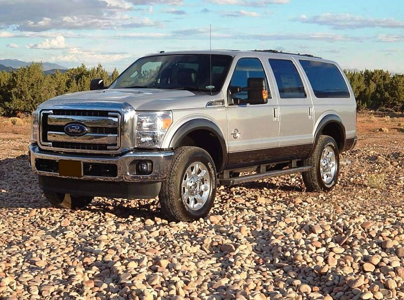 Is Ford Bringing Back The Excursion 2020 Price Cost Msrp Diesel Towing Capacity