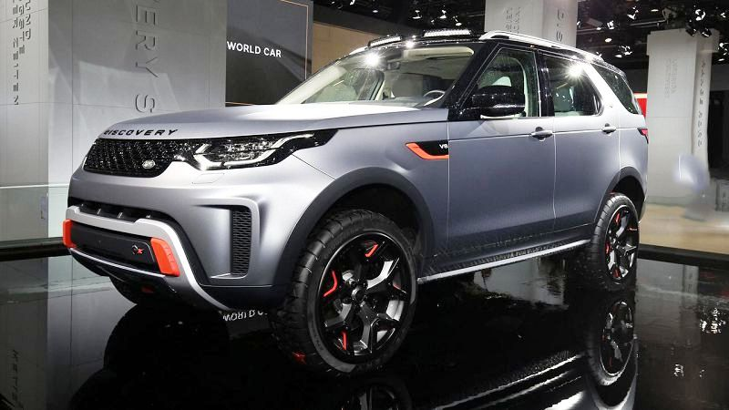 Land Rover Discovery Svx 2020 News Changes Msrp Review