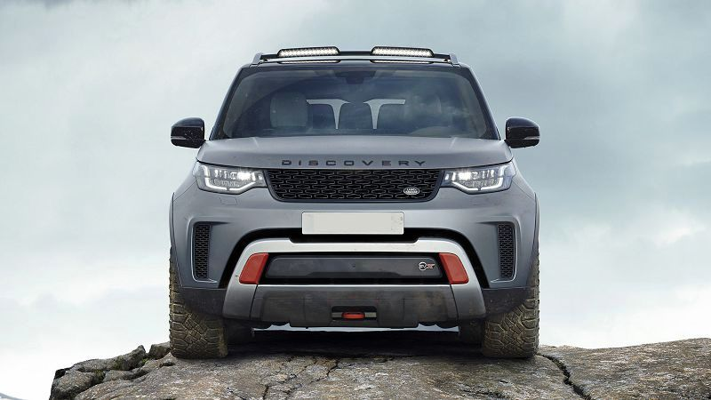 Land Rover Discovery Svx Release Date 2020 News Changes Msrp Review