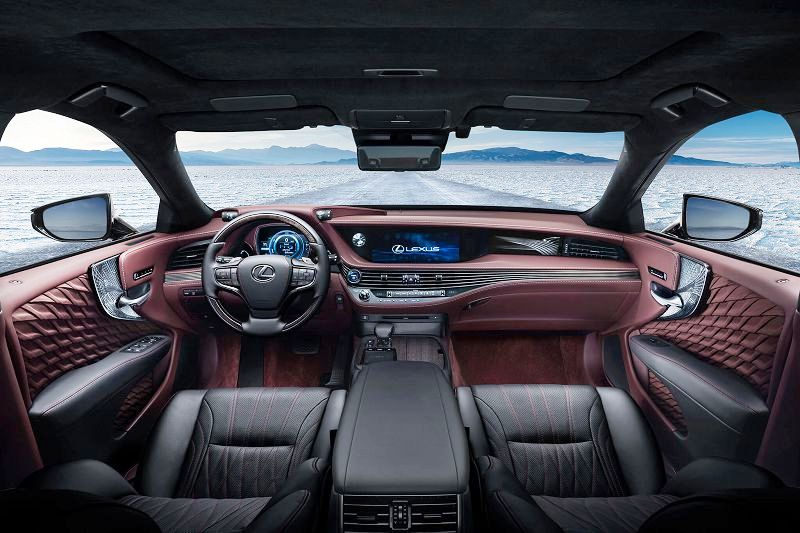 Interior Lexus Hybrid Cars ~ All About Hybrid Cars Tips, Review, Images & Products