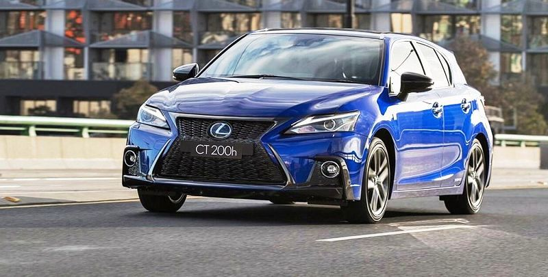 Lexus Ct200h 2018 Price Usa 2020 Hybrid Review Mpg Fwd Interior