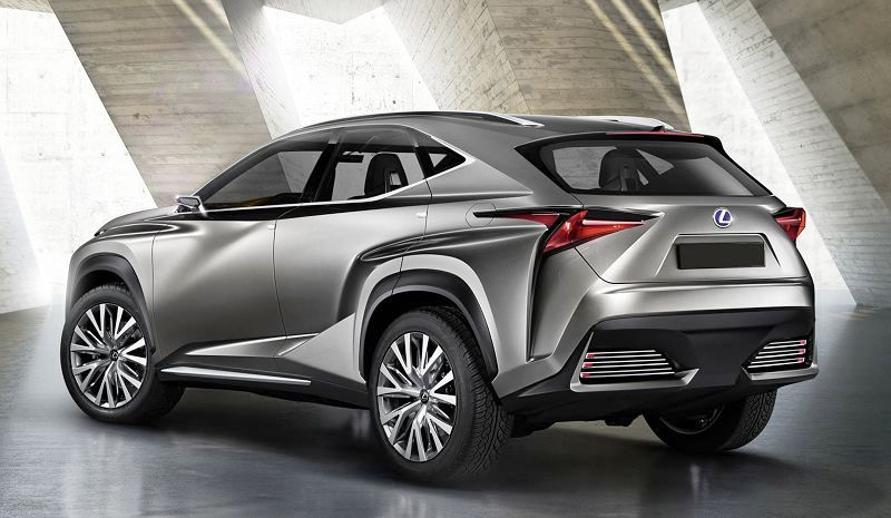 Lexus Nx Redesign 2022 Release Date Review Price Lease Specs