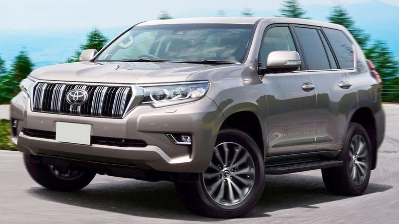Prado Car Specifications 2022 Model Release Date Review Pictures