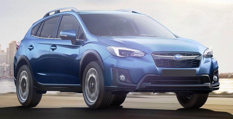 Subaru Crosstrek 2019 2021 Mpg Specs Price Exterior Interior