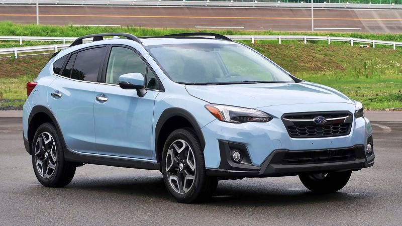 Subaru Xv Crosstrek Colors 2021 Mpg Specs Price Exterior Interior