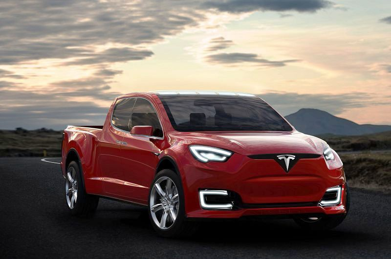 Tesla Pickup Truck 2017 Price 2021 Update Usa Unveil Upcoming Images