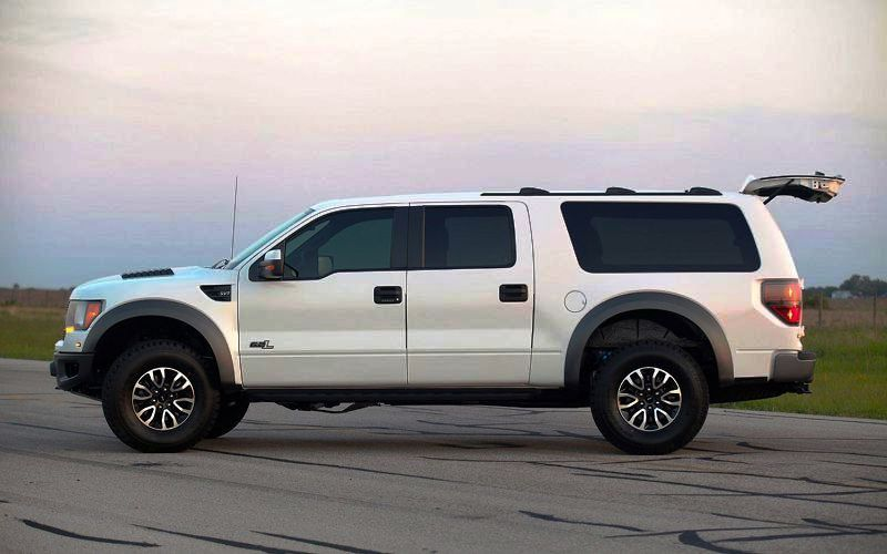 The New Ford Excursion 2020 Price Cost Msrp Diesel Towing Capacity