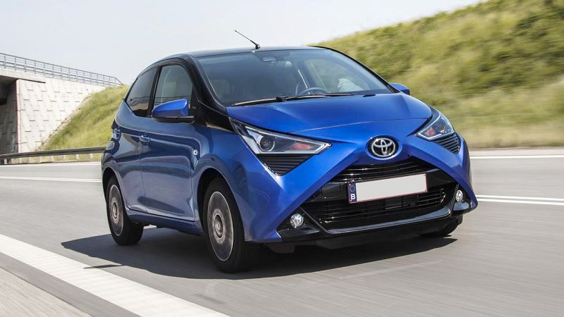 Toyota Aygo 2019 Interior 2021 Specs Model Automatic Colours Dimensions
