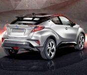 Toyota Chr Awd Usa 2022 Images Facelift Interior Wiki Specs