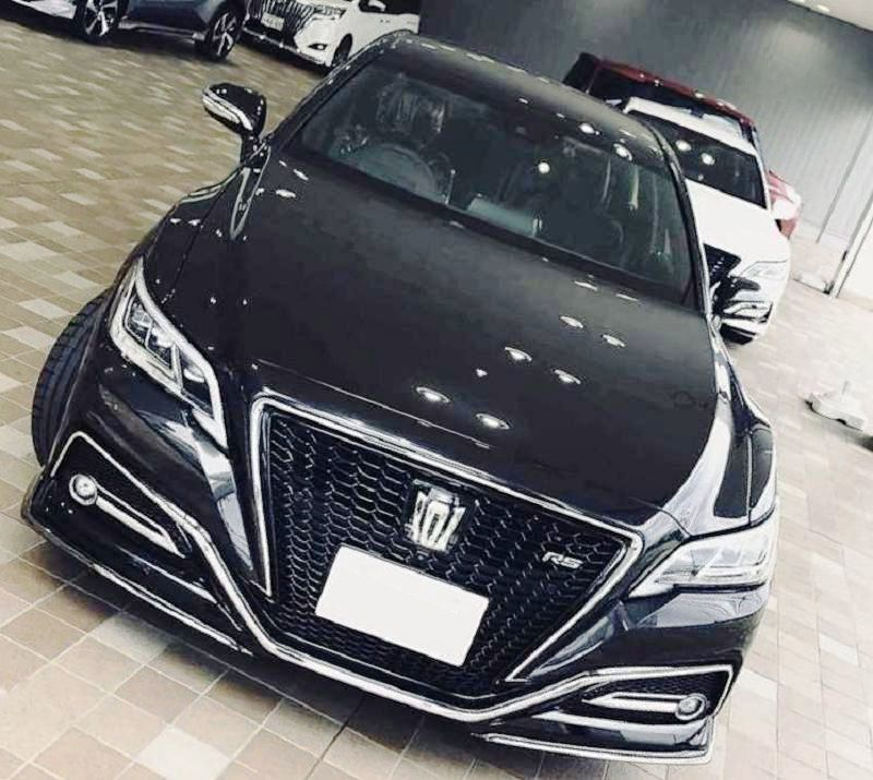 Toyota Crown 2019 Interior 2021 Engine Concept Release Date