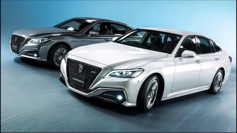 Toyota Crown 2019 Usa 2021 Engine Concept Release Date