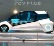 Toyota Fcv Plus Auto Expo 2021 Cost Engine Specs
