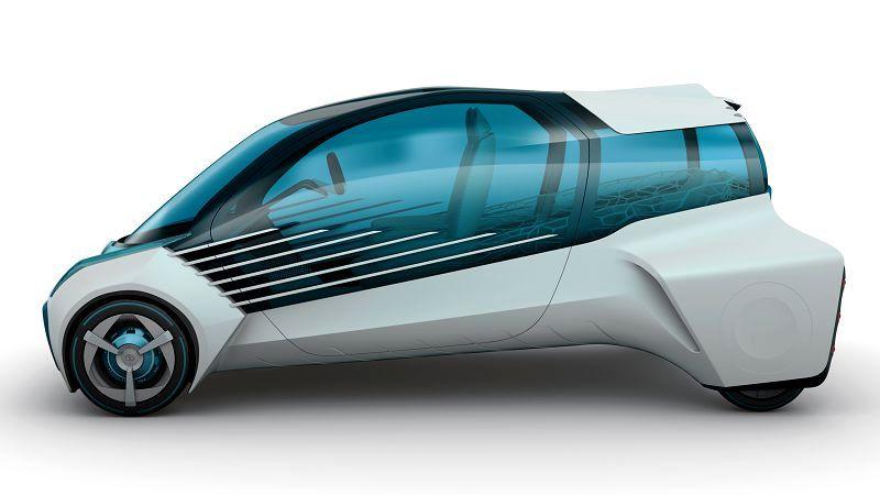 Toyota Fcv Plus Interior 2021 Cost Engine Specs