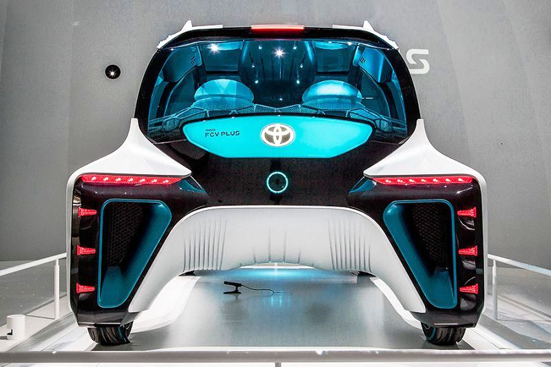 Toyota Fcv Plus Price 2021 Engine Specs