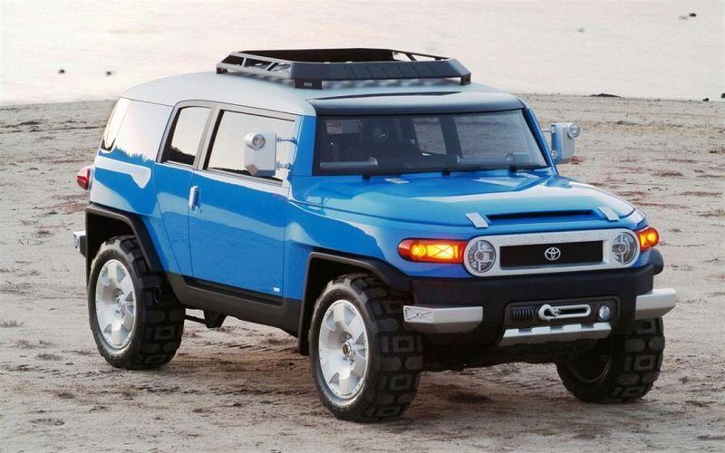 Toyota Fj Concept 2021 Price Review Specs Interior Cost