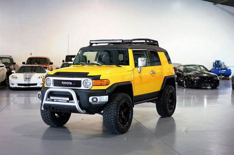 Toyota Fj Cruiser Concept 2021 Price Review Specs Interior Cost