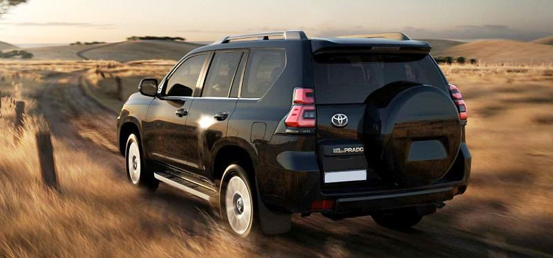 Toyota Land Cruiser Prado Wiki 2022 Model Interior Release Date Review Pictures