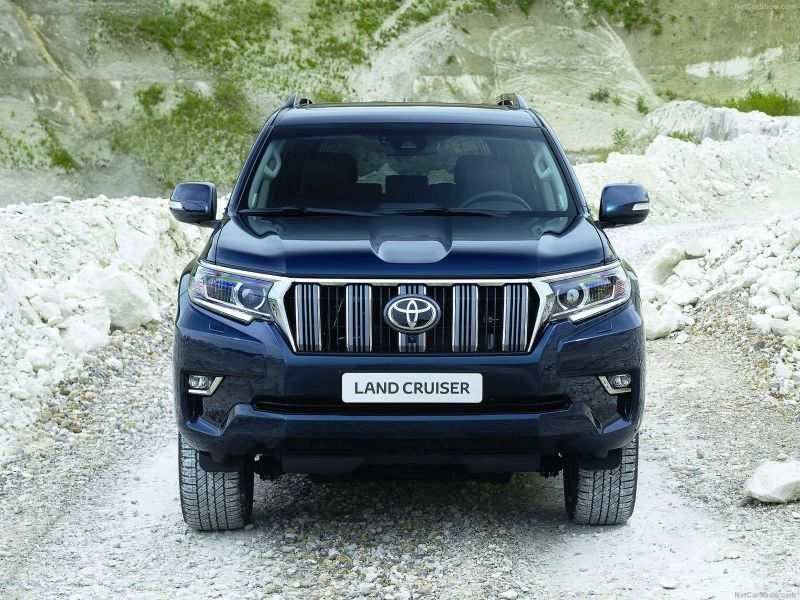 Toyota Land Cruiser Prado Wiki 2022 Model Release Date Review Pictures