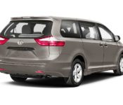 Toyota Sienna 2019 Interior 2021 Review Dimensions Towing Capacity Minivan