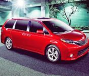 Toyota Sienna Pictures 2021 Review Dimensions Towing Capacity Minivan