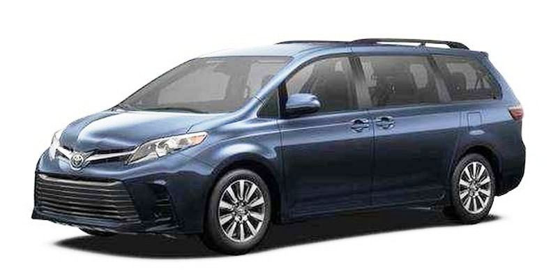 Rav4 Towing Capacity >> 2019 Toyota Sienna Hybrid 2021 Review Dimensions Towing ...