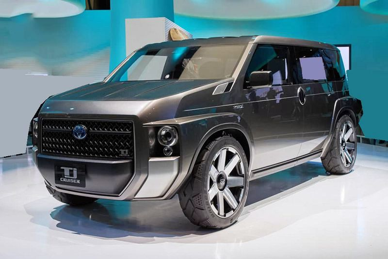 Toyota Tj Cruiser 2018 Price 2021 Redesign Review Specs Msrp Interior
