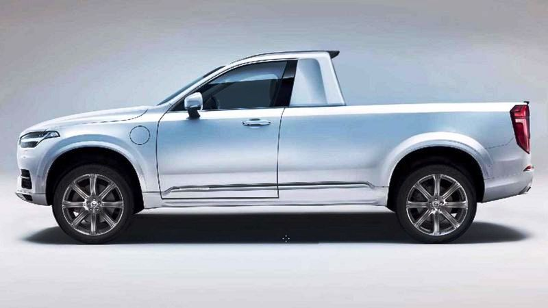 Volvo Pickup Truck Old 2021 Uk Picture Images Design Photos