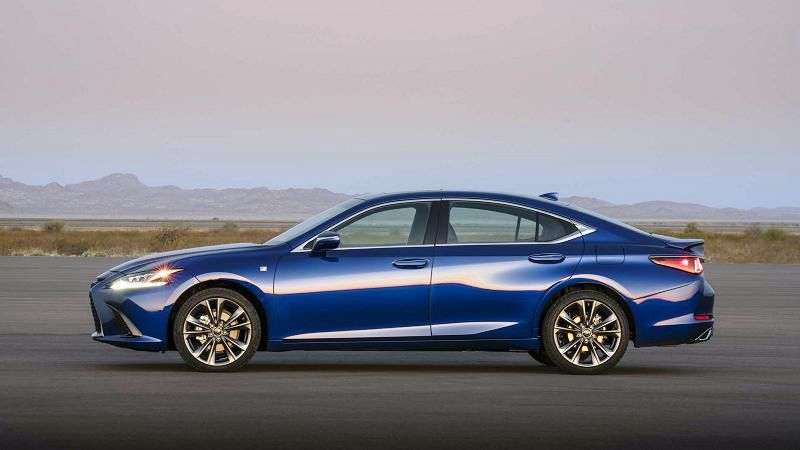 When Will The 2020 Lexus Es 350 Be Available 2022 Review Price Interior Pictures Changes