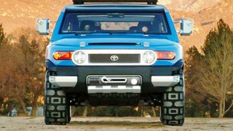 Will Toyota Bring Back The Fj 2021 Price Review Specs Interior Cost