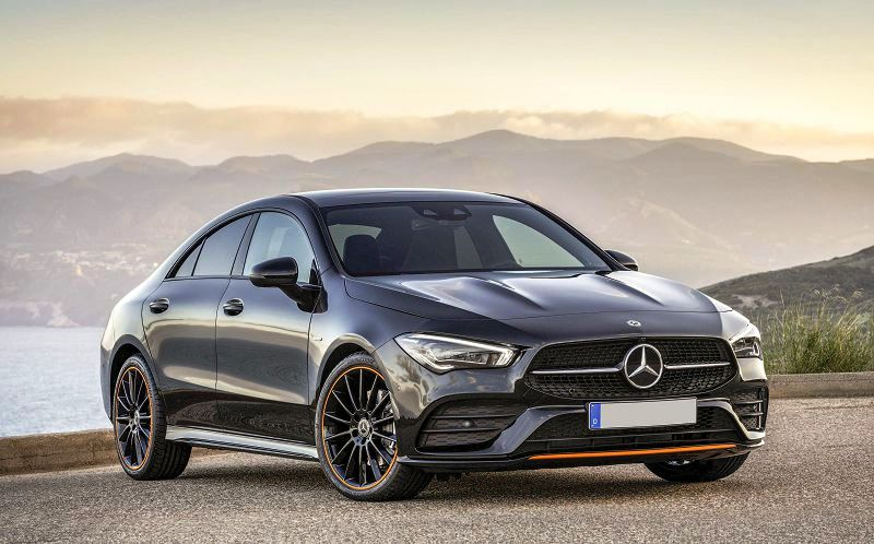 2019 Cla Release Date Coupe Interior Review Dimensions Amg