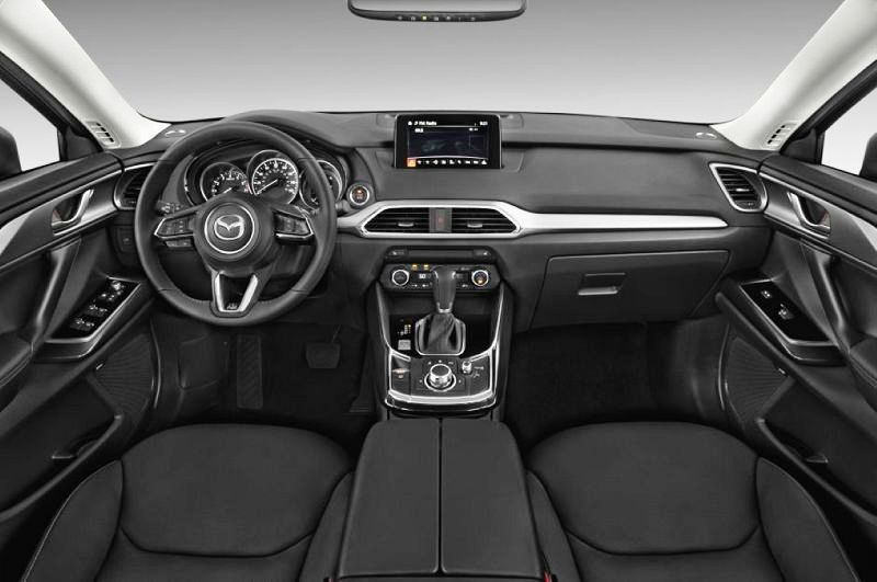 2019 Mazda Koeru Interior Crossover Spy Photos Price