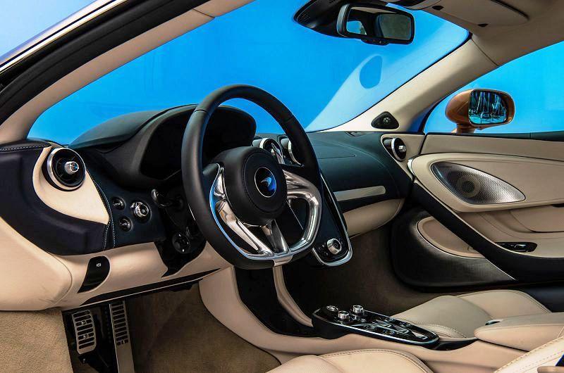 2019 Mclaren 570gt Reveal Interior Doors Msrp Horsepower News Cost